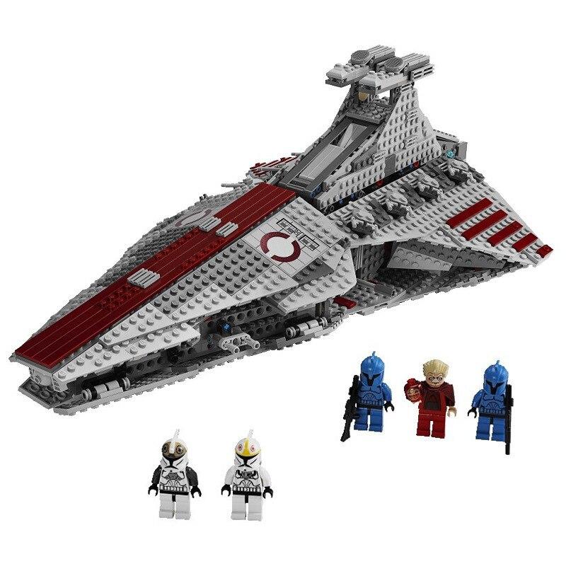 2020 Star MOC Wars Series Venator Class Republic Attack Cruiser Building Blocks Bricks Kids Toys Christmas Gifts